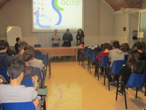 Liceo Scientifico Cocito Alba 2014