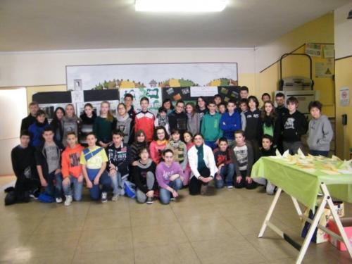 Progetto scuole 2013
